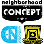 The Neighborhood Concept Logo